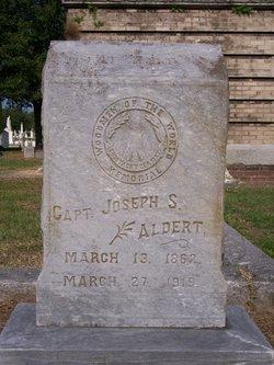 Capt Joseph S. Aldert