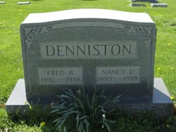 Nancy Jane <i>Courtney</i> Denniston