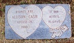 Rodney Ray Allison-Cash