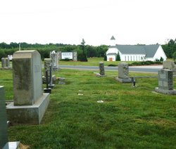 Chandlers Grove United Methodist Church Cemetery