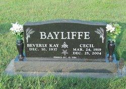 Cecil Bayliffe
