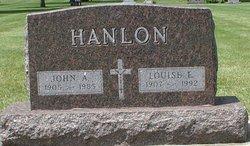 Louise E <i>Forret</i> Hanlon