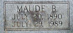 Maude <i>Busby</i> Dunlap