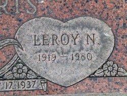 LeRoy N B Harris