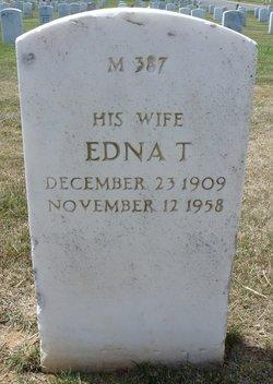Edna T Abel