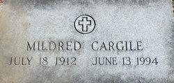 Mildred Cargile
