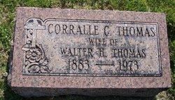 Corralle C Thomas