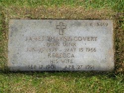 James Thayne Covert