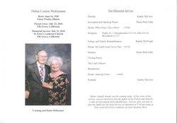 Helen Louise <i>Hill</i> McKennee