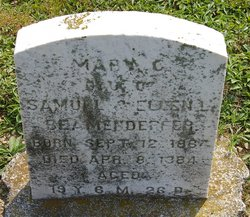 Mary C Beamesderfer