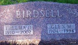 Thelma D <i>Stenzel</i> Birdsell
