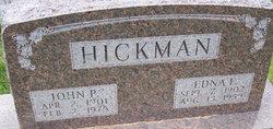 Edna E. Hickman