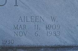 Aileen <i>Williams</i> Braddy