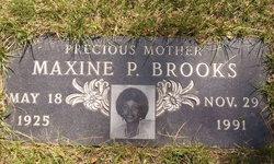 Maxine P. Brooks