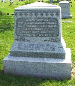 Eliza Susan <i>Yoe</i> Knowles