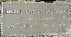 Lowell Dwane Cochrane