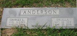 Druella <i>Bishop</i> Anderson