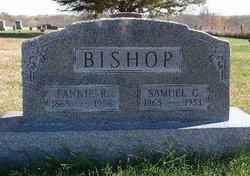 Frances Rosalie Fannie <i>Pegram</i> Bishop