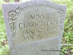 Minnie <i>Clark</i> Tucker
