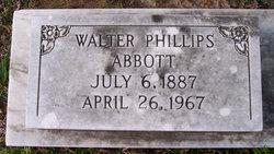 Walter Phillips Abbott