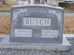 Ibbie <i>Burnside</i> Busch