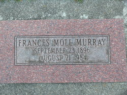 Frances Louise <i>Moll</i> Murray