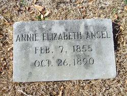 Annie Elizabeth Ansel