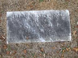 Lillian <i>Austin</i> Ansel