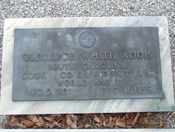 Oldridge White Addis