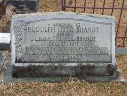 Rudolph Otto Brandt