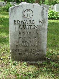 Edward W Curtin