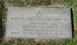 Whit Inzer Franklin