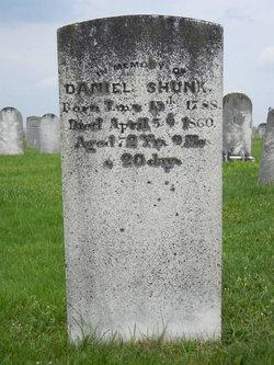 Daniel Shunk