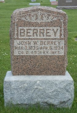 John Walker Berrey