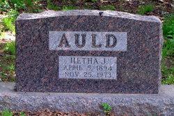 Hetha J. <i>Stephens</i> Auld