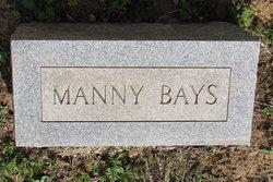 Manny Bays
