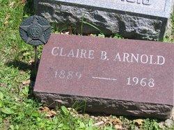 Capt Claire B. Arnold