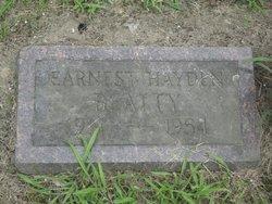 Earnest Hayden Beatty