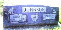 Walter Club Johnson