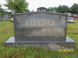 Carrie <i>Compton</i> Bishop