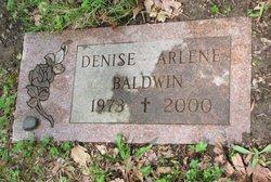 Denise Arlene Baldwin