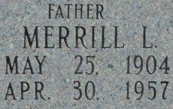 Merrill L Boucher