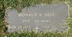 Donald Ray Chick Beck