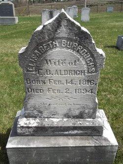Elisabeth <i>Burroughs</i> Aldrich
