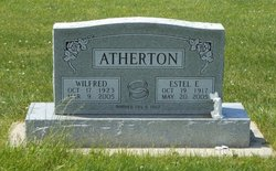 Estel E Atherton