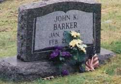 John Kenneth Barker