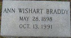 Ann <i>Wishart</i> Braddy