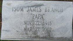 Isom James Branch