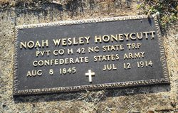 Noah Wesley Honeycutt