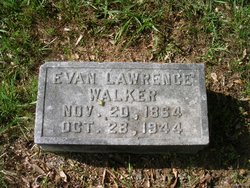 Evan Lawrence Walker, Sr